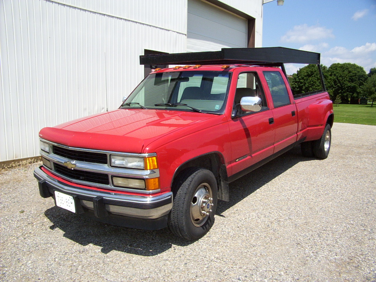 Chevrolet k-3500