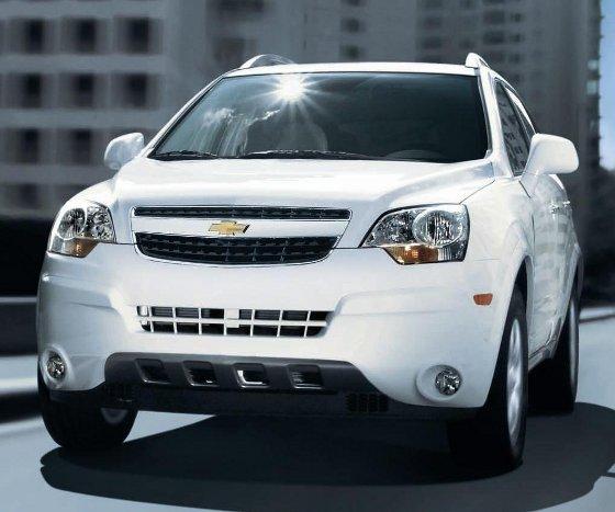 Chevrolet model