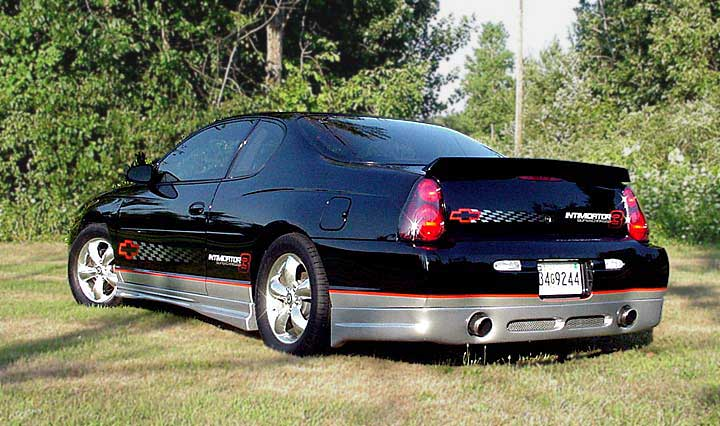 Chevrolet monte carlo ss supercharged