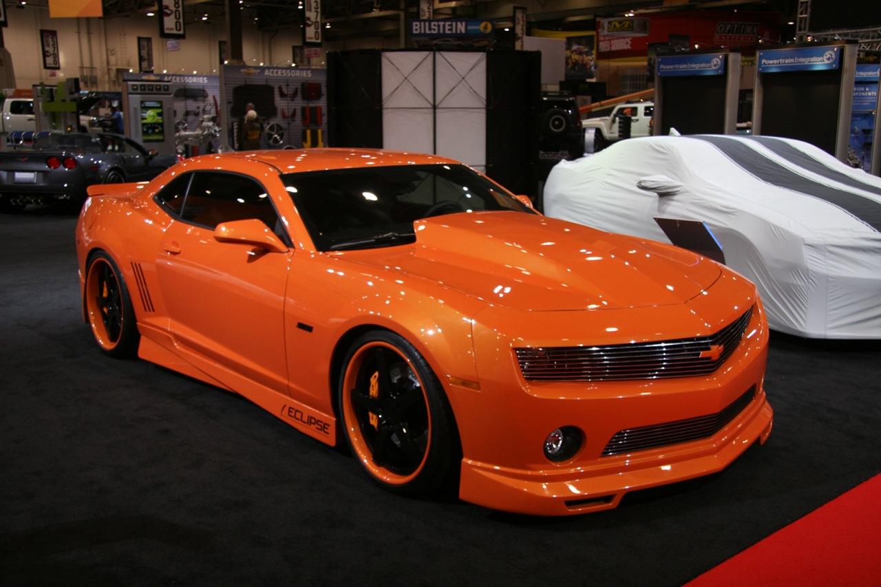 Chevrolet naranja