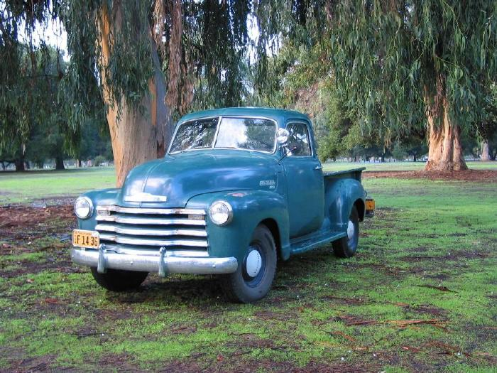 Chevrolet b-series