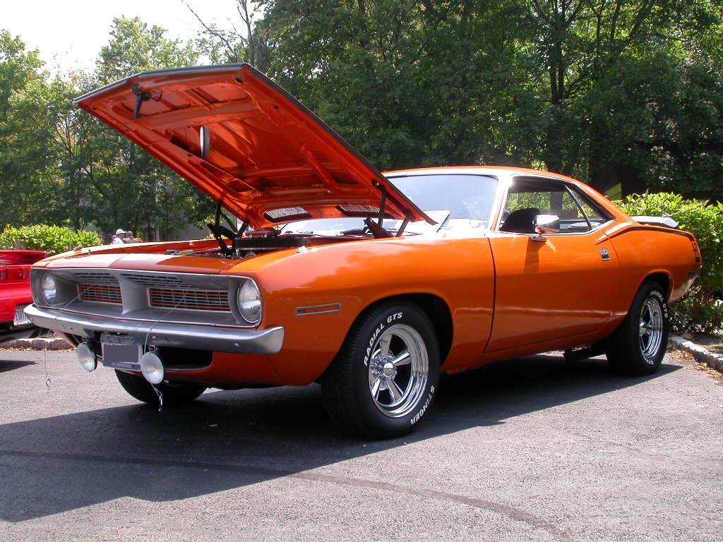 Dodge car show