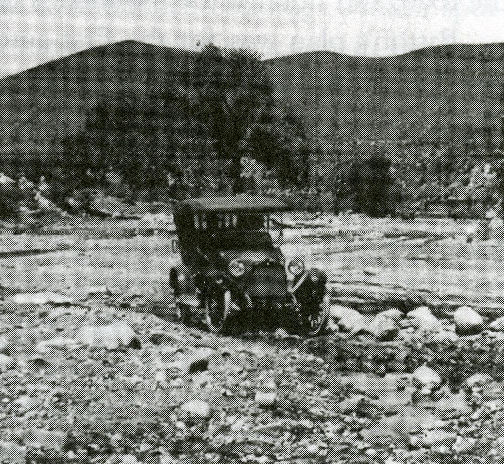 Dodge touring car