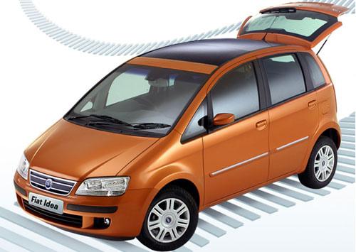 Fiat idea class