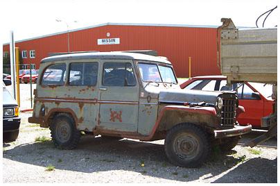 Jeep station