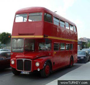 Leyland routemaster