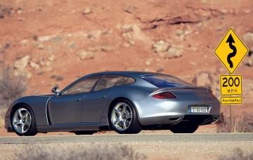 Porsche panamerica