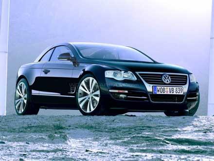 Volkswagen pheaton