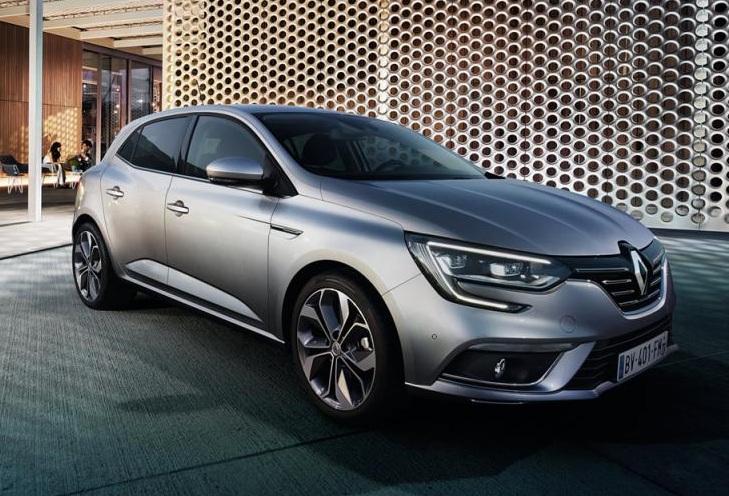 Renault Megane 4 (2016)