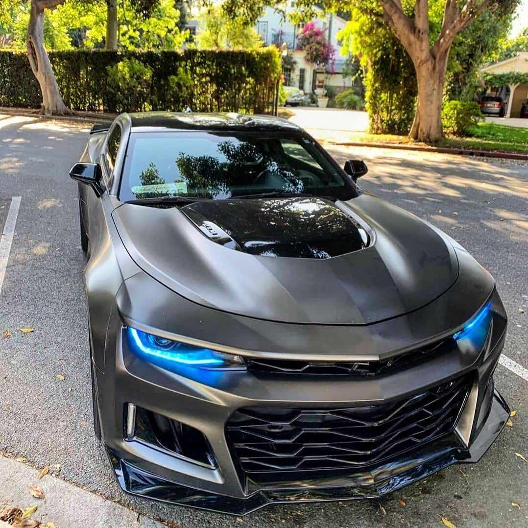 2019 Hennessey Exorcist Camaro Pictures & Photos