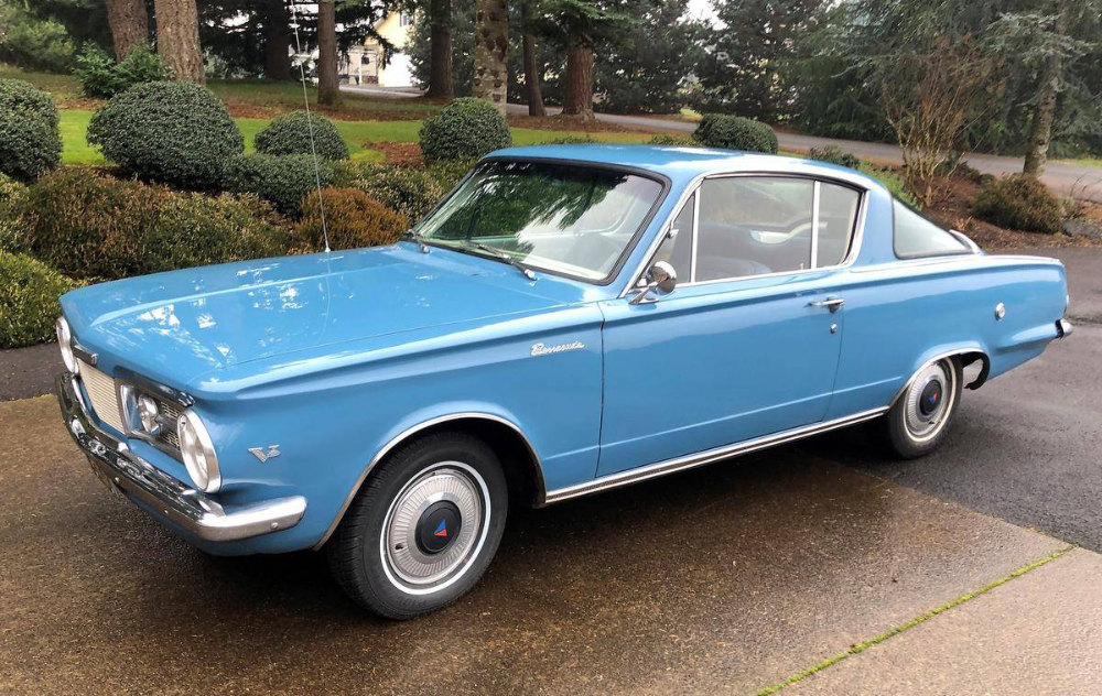 1965 Plymouth Barracuda for sale #2361059