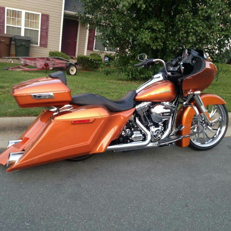 #Bagger #HarleyDavidson
