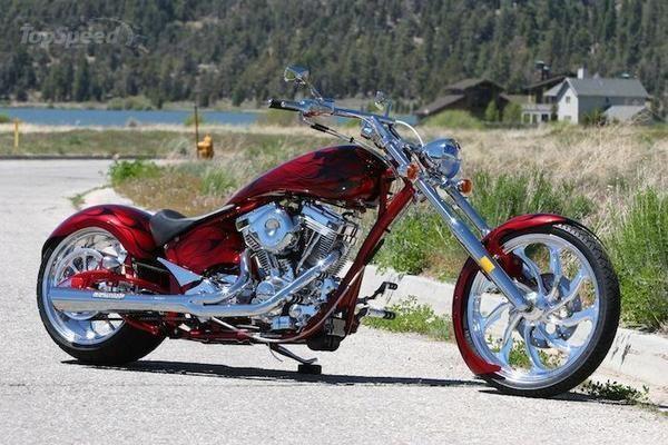 2013 Big Bear Choppers Devil's Advocate ProStreet @ Top Speed