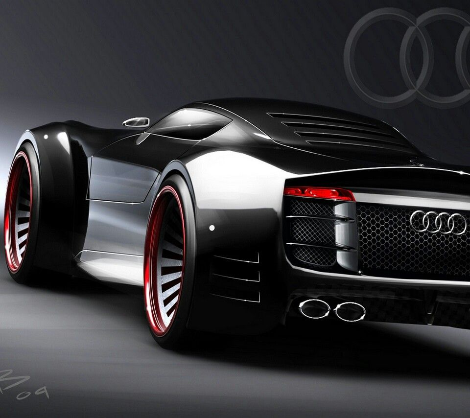 Monsterously Exotic Cars Audi R10 Concept