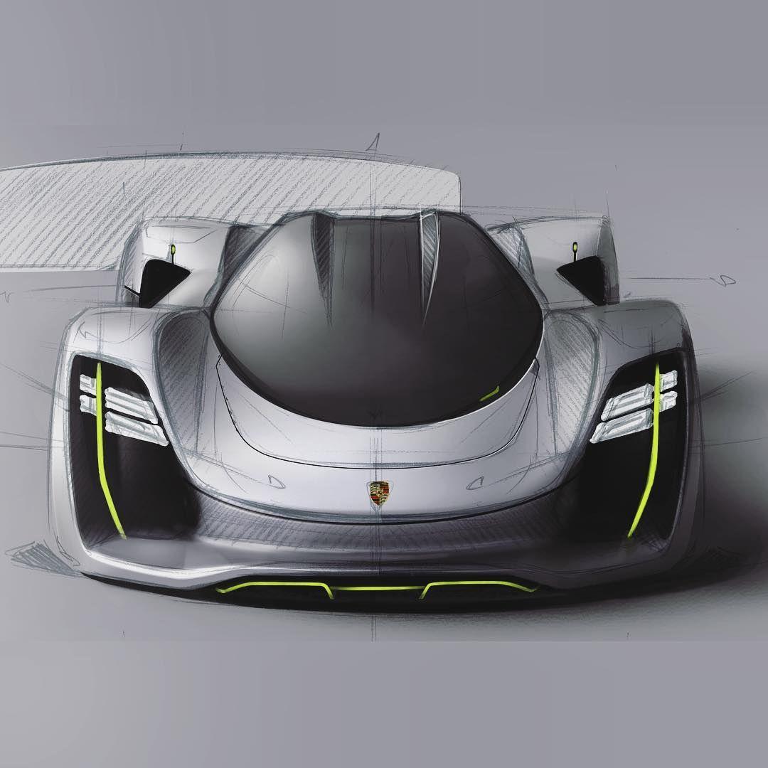 "Dario Lauriola on Instagram: ""2015 #Porsche #thesis #project #official #behance #doodle #sketching #design #cardesign #automotive #car #sketchbook #sketchbookdrawing…"""