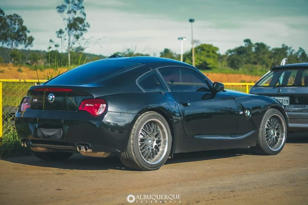 BMW Z4 ///M MANUAL