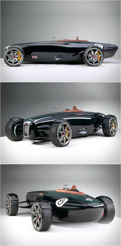 Bentley – barnato roadster