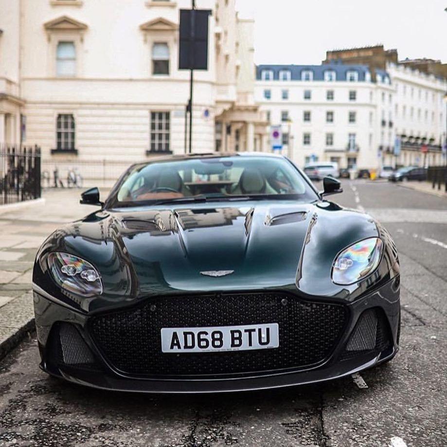 "Aston Martin on Instagram: ""Beautiful DBS Superleggera ?  Photo by: @staeldo  Tag a friend who would like this  #astonmartin #dbssuperleggera #dbs #astonmartindbs #car…"""