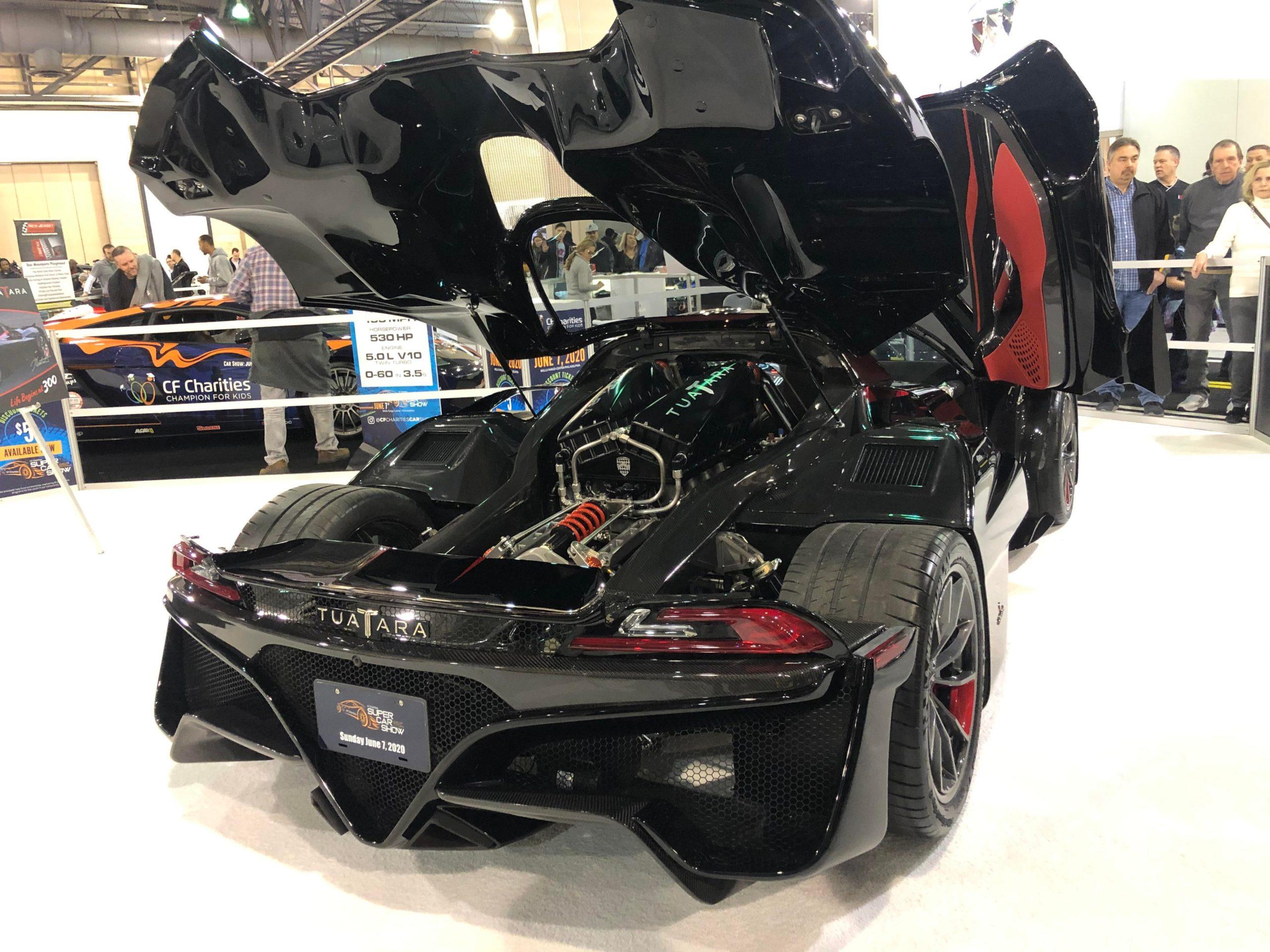 SSC Tuatara 2020 Philly Auto Show