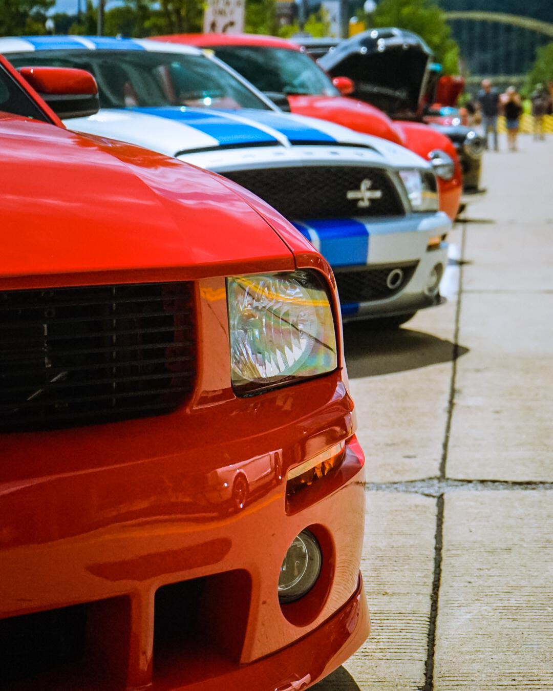 Mustang lineup