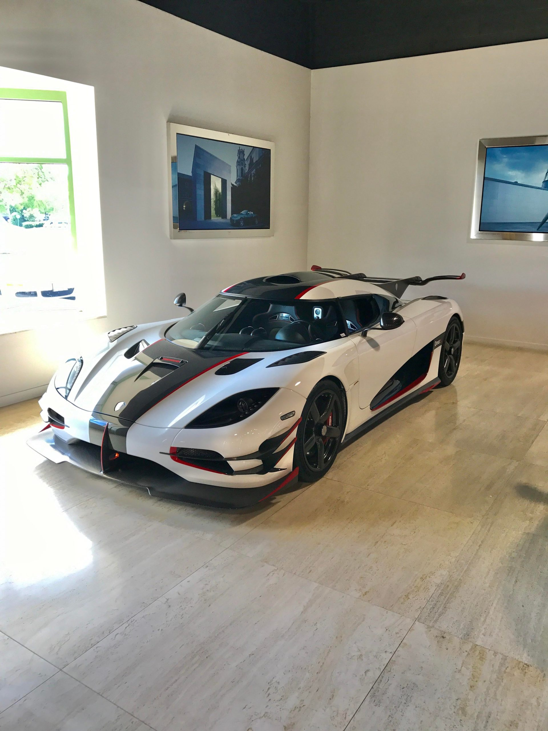 Only North American Koenigsegg One:1