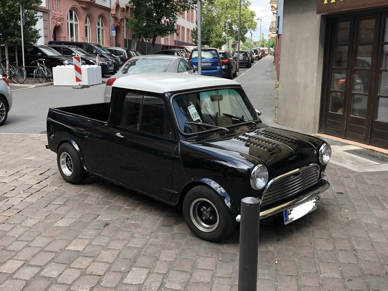 1963 Mini truck kit