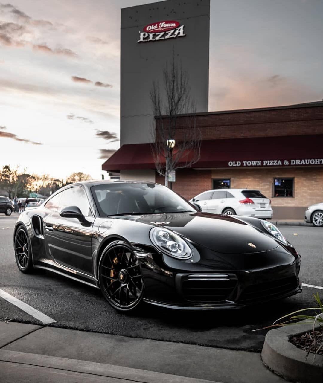 """Porsche Club on Instagram: """"991.2 Turbo S via @mattfraser9"""""""