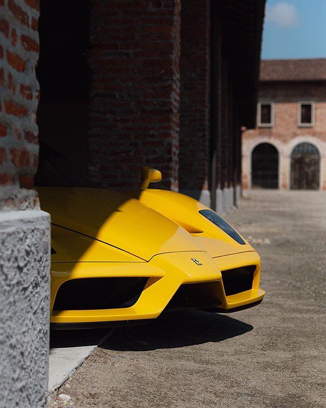 "Rosario Liberti on Instagram: ""Enzo! . . . . . . . . . . #ferrari #enzo #drivetastefully #supercars #ferrarifriday #supercar #enzoferrari #exoticcars #cars #italiancars…"""
