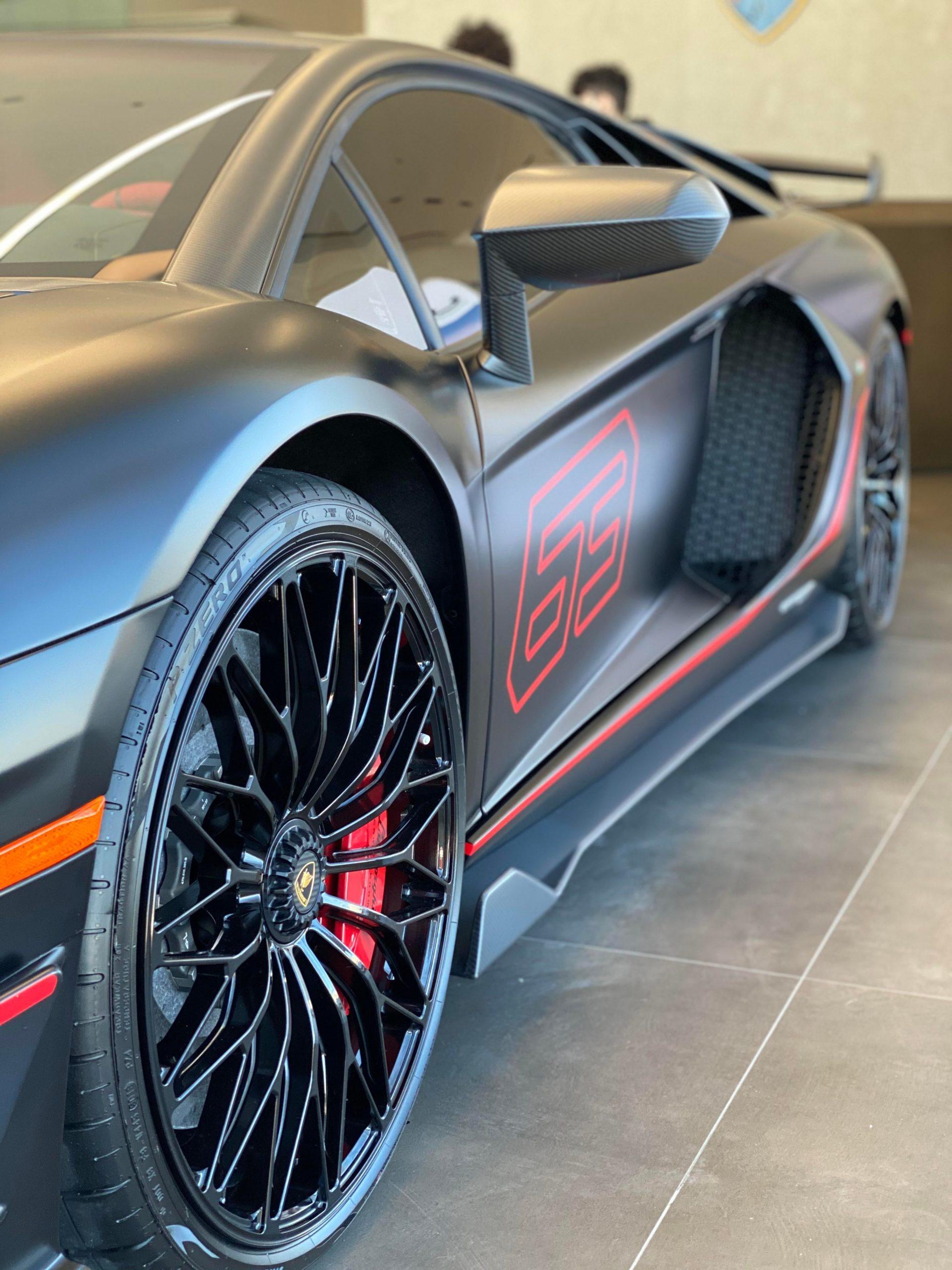 [OC] Lamborghini Aventador SVJ 63. This car is for sale at my local Lamborghini dealer.