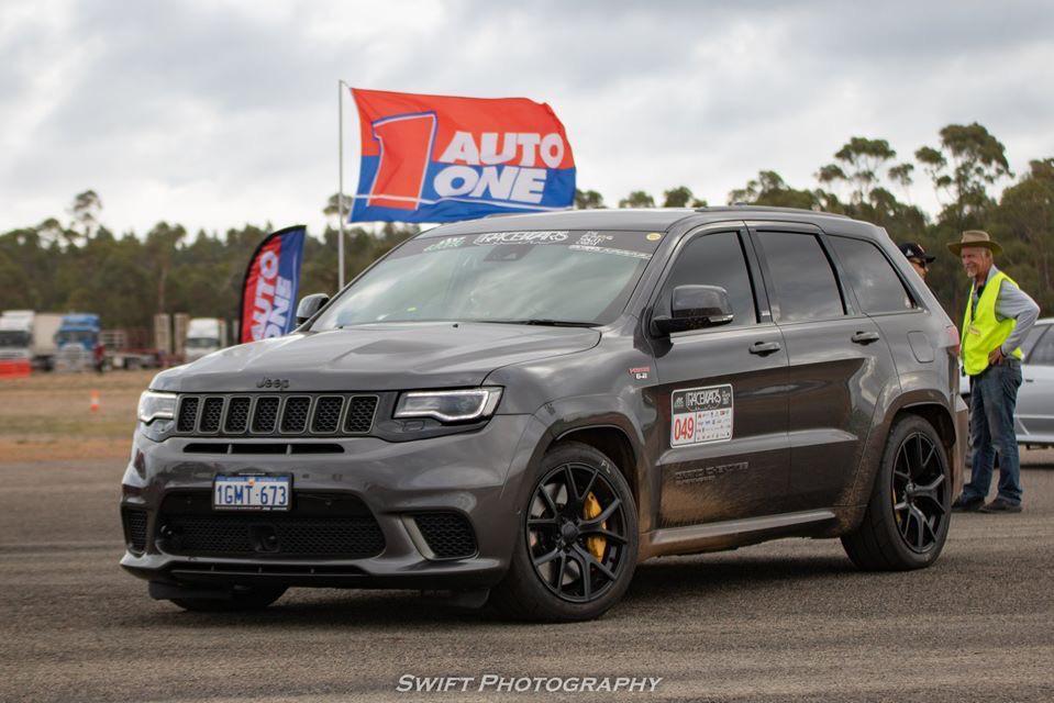 Jeep track hawk