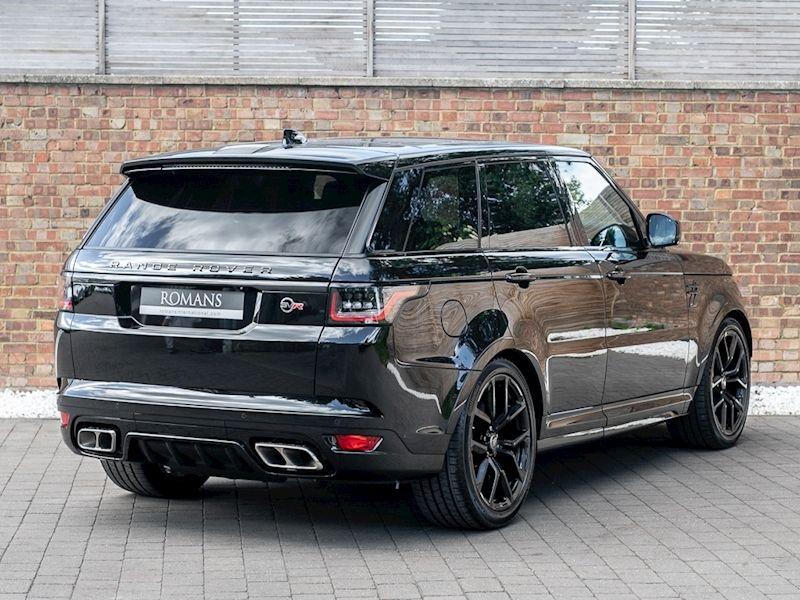 Range Rover Sport 5.0 SVR