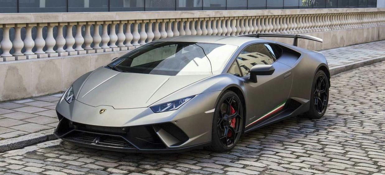 Lamborghini Huracan Performante = 201 #lamborghini Huracan Performante = 2017