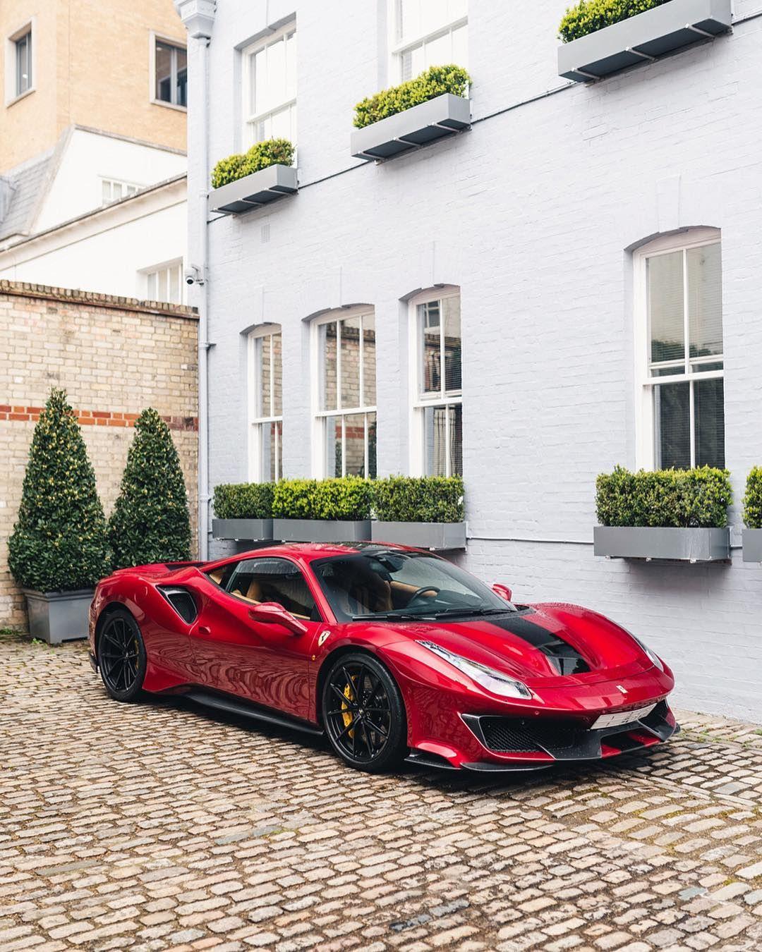 "Freddie Atkins on Instagram: ""Incredible spec on this freshly delivered Pista ?? #Ferrari #488Pista #London"""