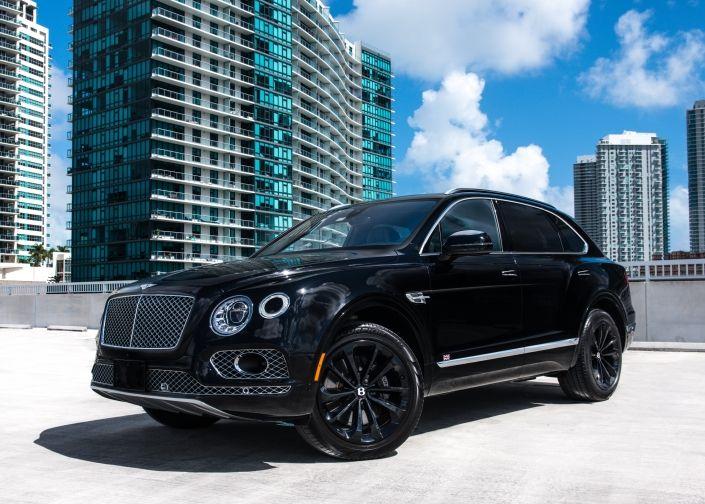 Bentley Bentayga Rental Miami – Paramount Luxury Rentals