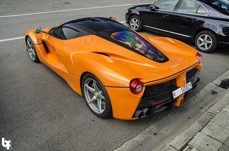Ferrari LaFerrari   by Bas Fransen Photography