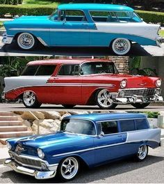 Classic Muscle Cars