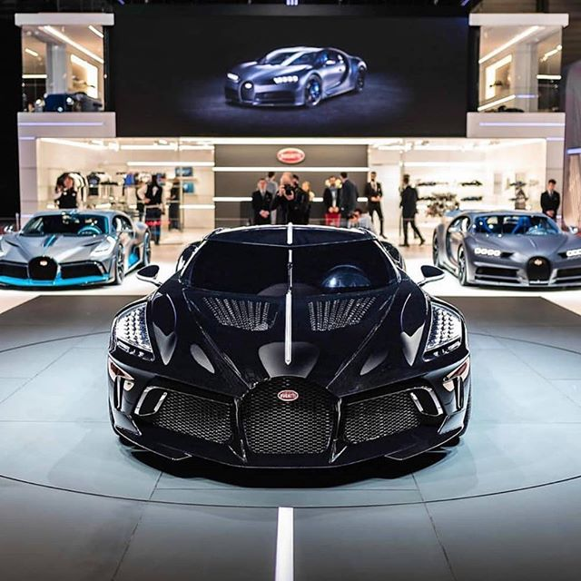 """AUTOMOBLOG on Instagram: """"The family ? – @bugatti_company • • • Share your photos with #automoblog or tag us ? #carswithoutlimits #madwhips  #cars #luxurycars…"""""""