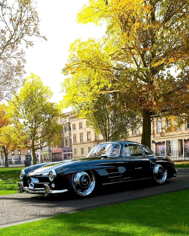 Mercedes-Benz 300SL Gullwing (1957)