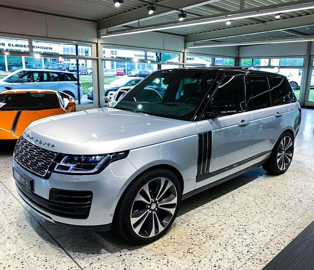 "pray g lee on Instagram: ""Bespoke Luxury. Range Rover SVAutobiography Dynamic. (?: @luxury_cars_hamburg) . .  #landrover #rangerover #instagood #design…"""