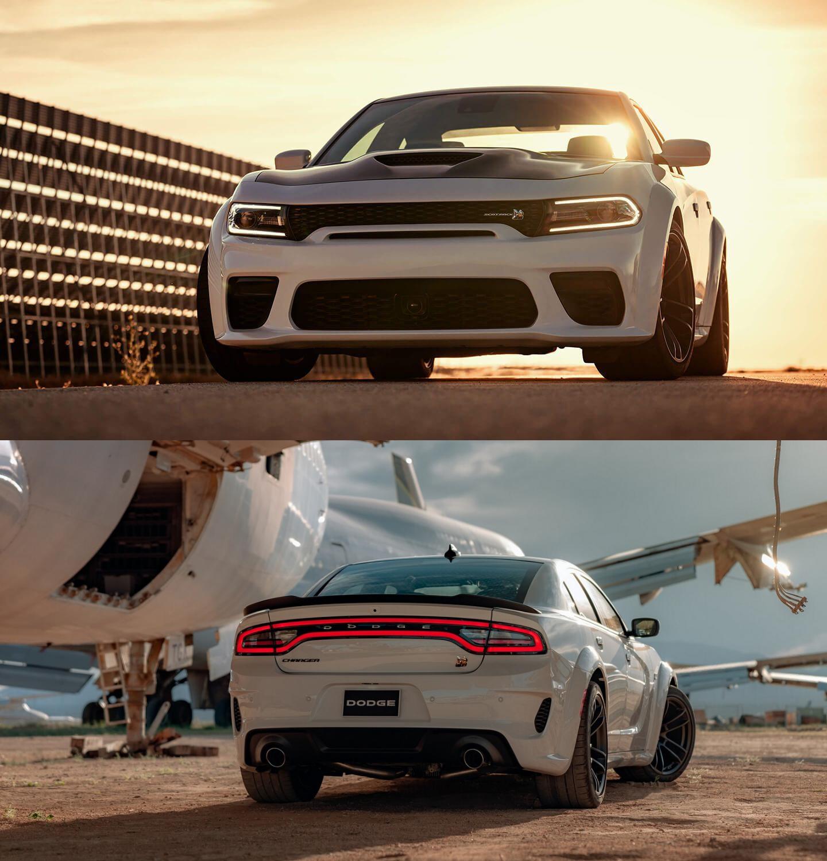 2020 Dodge Charger SRT®