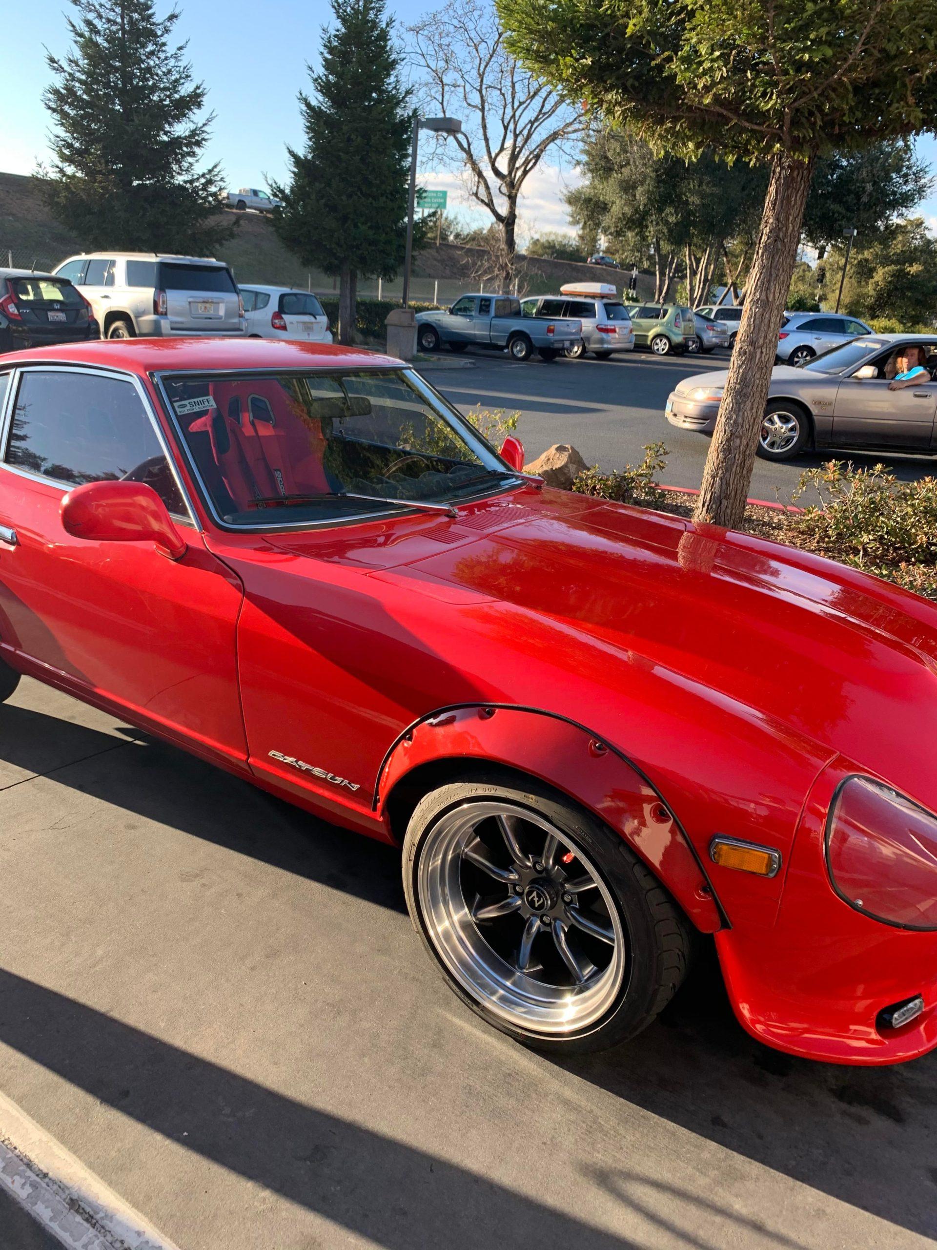 Cool Datsun build