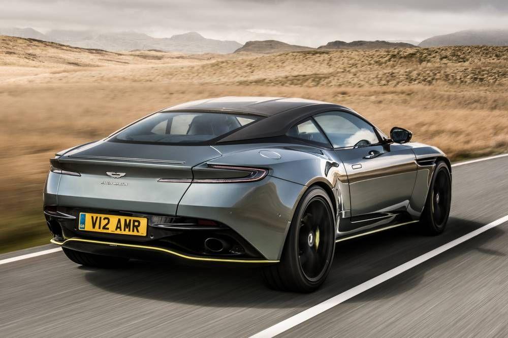 Aston Martin DB11 AMR | wordlessTech