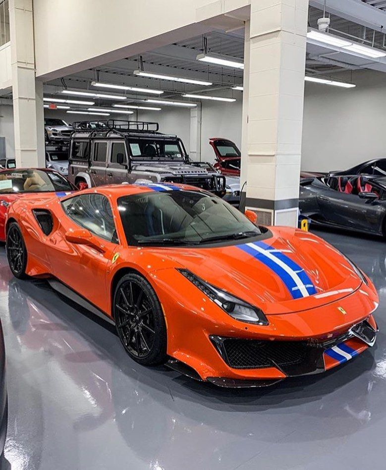 """Ferrari 488 Pista on Instagram: """"A very expensive spec ?? ———————————————————— Like the new @SF90.Stradale ? Make sure you follow our 2nd account to not miss out on any…"""""""