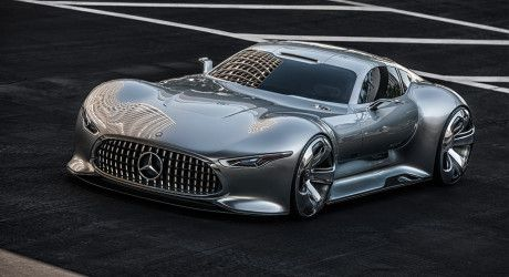 The Must See Cars From the 2016 Los Angeles Auto Show – Design Milk