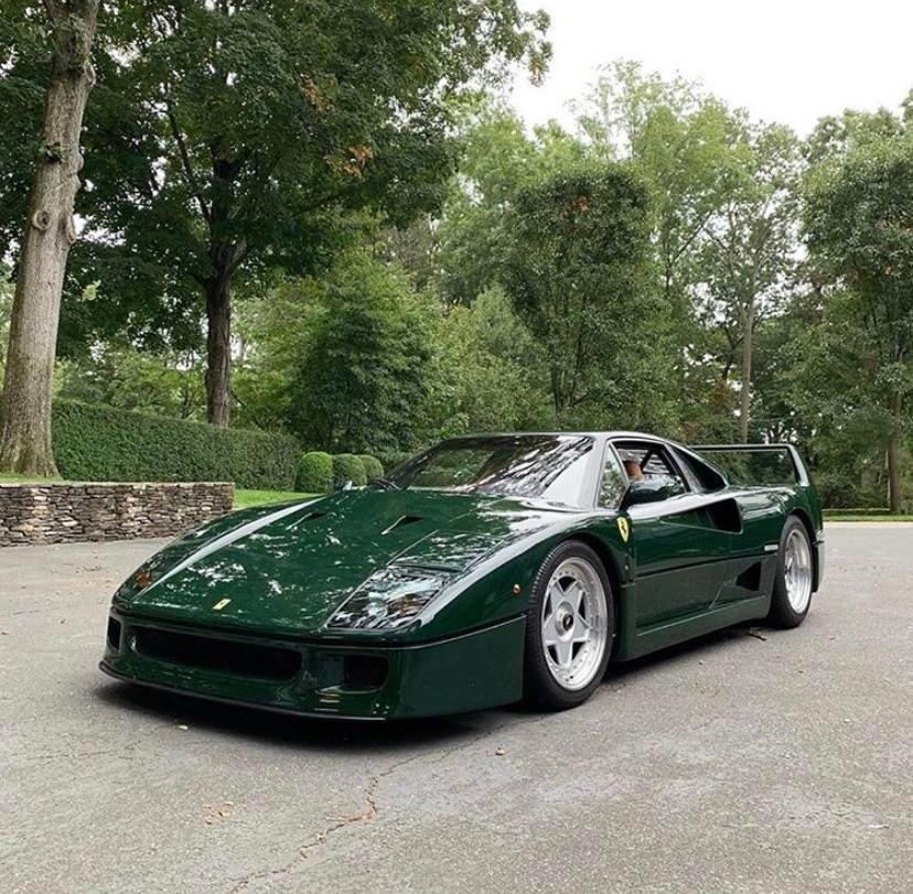 Green F40