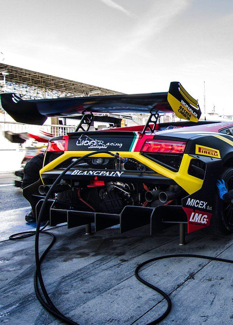 Lamborghini Blancpain Super Trofeo 2013 – Monza.