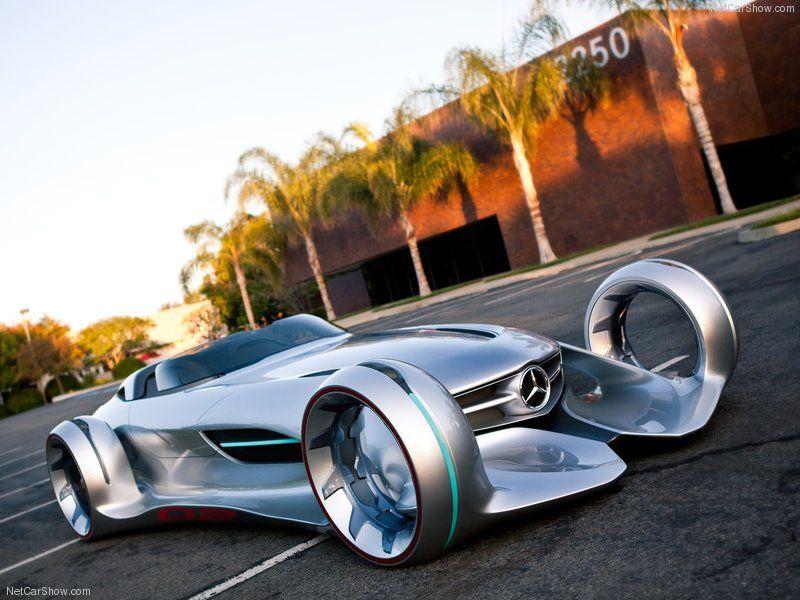 2011 Mercedes Silver Arrow Concept