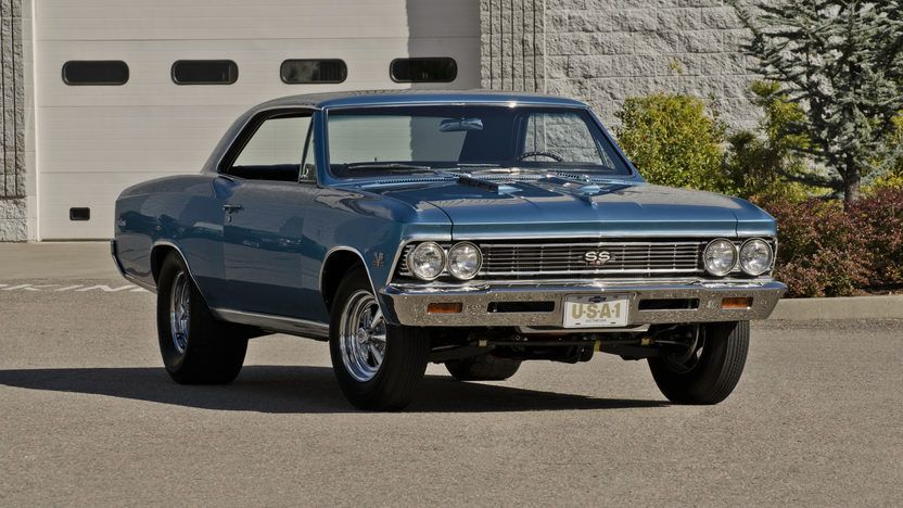1966 Chevrolet Chevelle SS   F284   Kissimmee 2013   Mecum Auctions