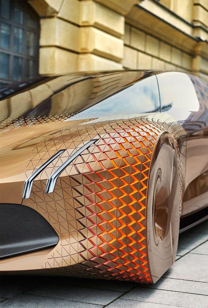 BMW Vision Next 100 Concept by Seungmo Lim   Inspiration Grid