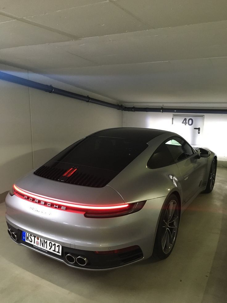 Porsche 992 GT Silver – #porsche #Silver – Car Sport & Suv – #car #Porsche #Silv…